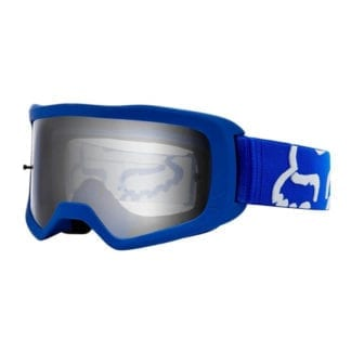 FOX YOUTH MAIN II RACE GOGGLES BLUE