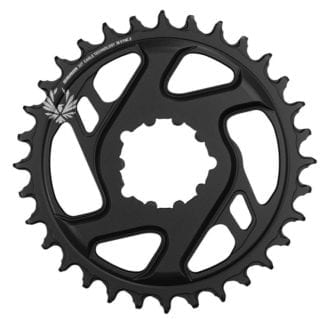 SRAM CHAINRING XSYNC2 COLDFORGED DIRECT MOUNT BLACK