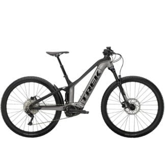 TREK POWERFLY FS 4 2021 MATTE GUNMETAL_MATTE BLACK