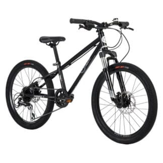BYK E450 MTBD 20 INCH KIDS DISC MOUNTAIN BIKE BLACK