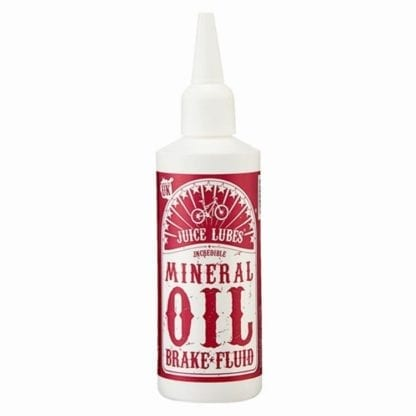 JUICE LUBES MINERAL OIL 130ML FOR SHIMANO/TEKTRO/MAGURA