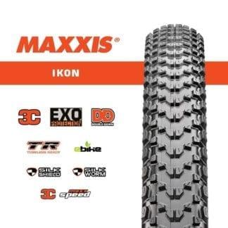 MAXXIS IKON 29 3C_EXO_TR MAXX SPEED