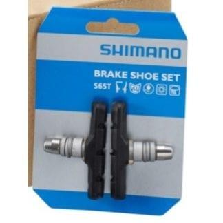 SHIMANO BRAKE PADS BR-M421 V BRAKE (RIM)