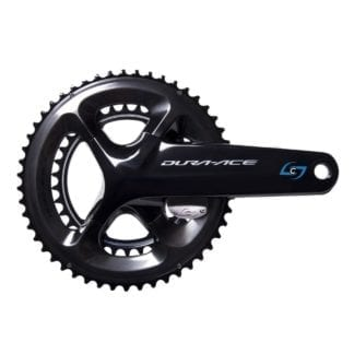 STAGES - DURA-ACE 9100 RIGHT ARM POWER METER WITH CHAINRINGS