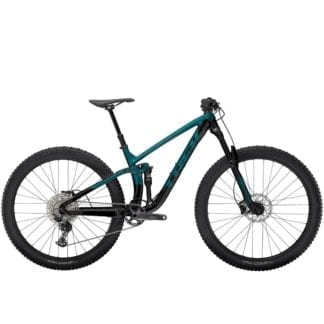 TREK FUEL EX 5 2021 Dark Aquatic_Trek Black