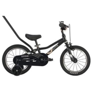 BYK E250 MTB 14 INCH KIDS MOUNTAIN BIKE BLACK CORAL
