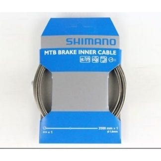 SHIMANO BRAKE CABLE TANDEM MTB 1.6X3500MM STAINLESS