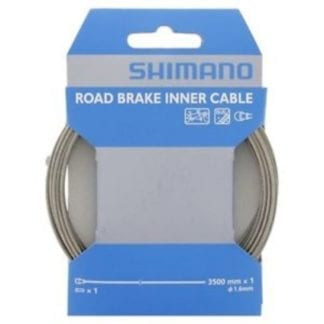 SHIMANO BRAKE CABLE TANDEM ROAD 1.6X3500MM STAINLESS