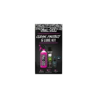 MUC-OFF KIT CLEAN/PROTECT/LUBE - WET