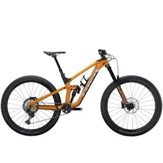 TREK SLASH 9.8 XT 2021 FACTORY ORANGE CARBON SMOKE