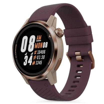 COROS APEX MULTISPORT WATCH ROSE GOLD 42MM 1