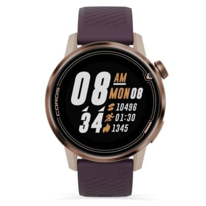 COROS APEX MULTISPORT WATCH ROSE GOLD 42MM 2
