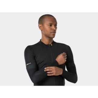 BONTRAGER THERMAL CYCLING ARM WARMER BLACK (1)