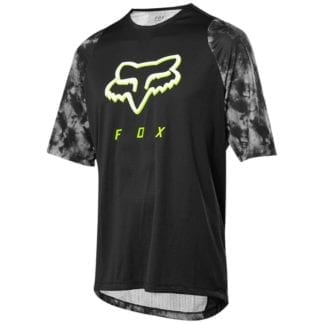 FOX DEFEND SS ELEVATED JERSEY BLACK