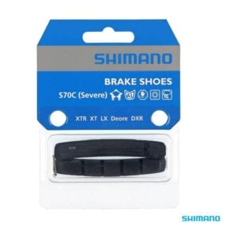 SHIMANO BR-M970 V-BRAKE PADS 1 PAIR STANDARD S70C