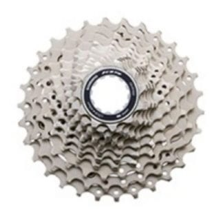 SHIMANO CASSETTE CS-HG700 11 SPEED 11/34T 10 SPEED FREEHUB COMPATIBLE