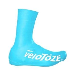VELOTOZE TALL SHOE COVER ROAD 2.0 BLUE