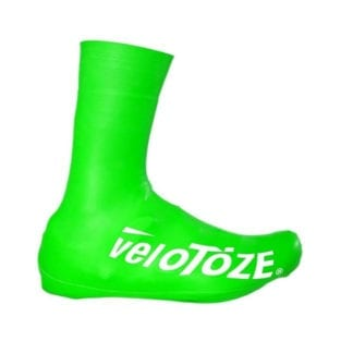 VELOTOZE TALL SHOE COVER ROAD 2.0 GREEN
