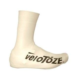 VELOTOZE TALL SHOE COVER ROAD 2.0 WHITE