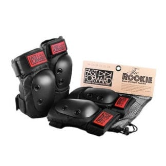 FAST FORWARD THE ROOKIE KNEE ELBOW PAD SET
