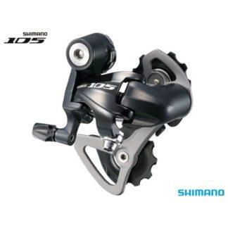 SHIMANO RD-5701 REAR DERAILLEUR 105 10SPD DBL BLACK 30T COMPATIBLE